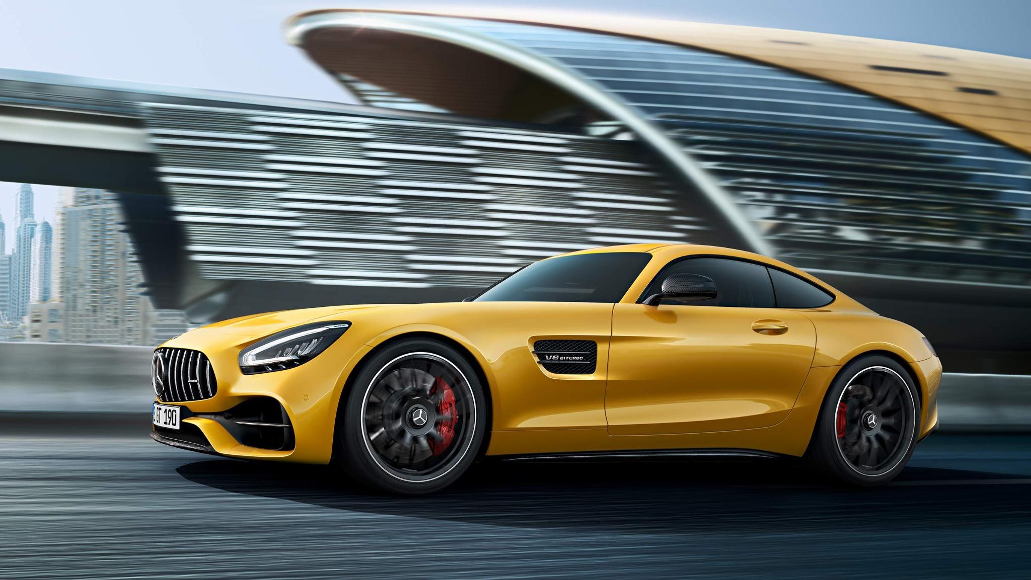 Mercedes-AMG GT Coupés